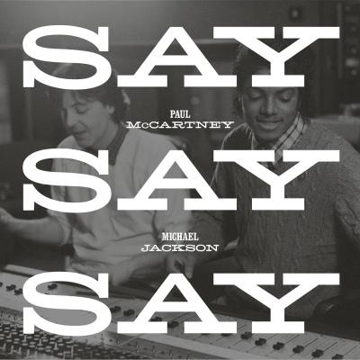 Say Say Say 12 inch 2015