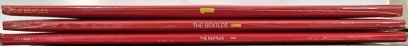 Beatles 1 spines