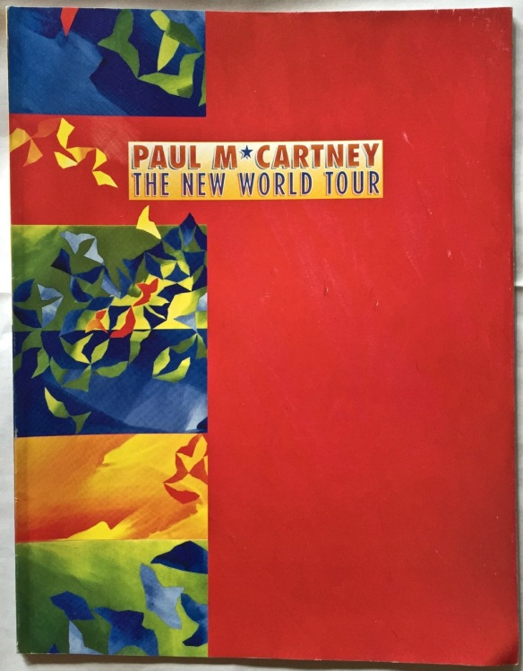 McCartney World Tour1
