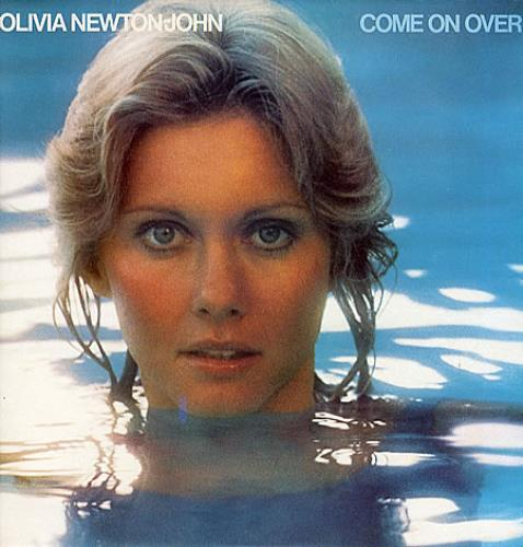 Olivia+Newton+John+Come+On+Over+-+Original+Issue+60731