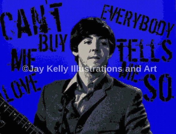 McCartney Print