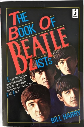 Beatles on CD book