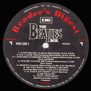 beatles-readers-digest-label