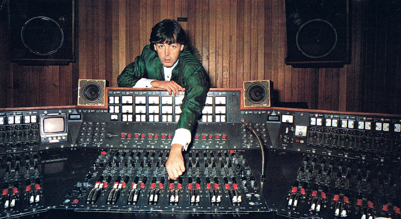 Legendary Abbey Road Studio Recording Console To Be