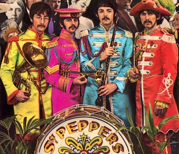Cryptic Sgt Pepper 50th Anniversary Re Issue Hints