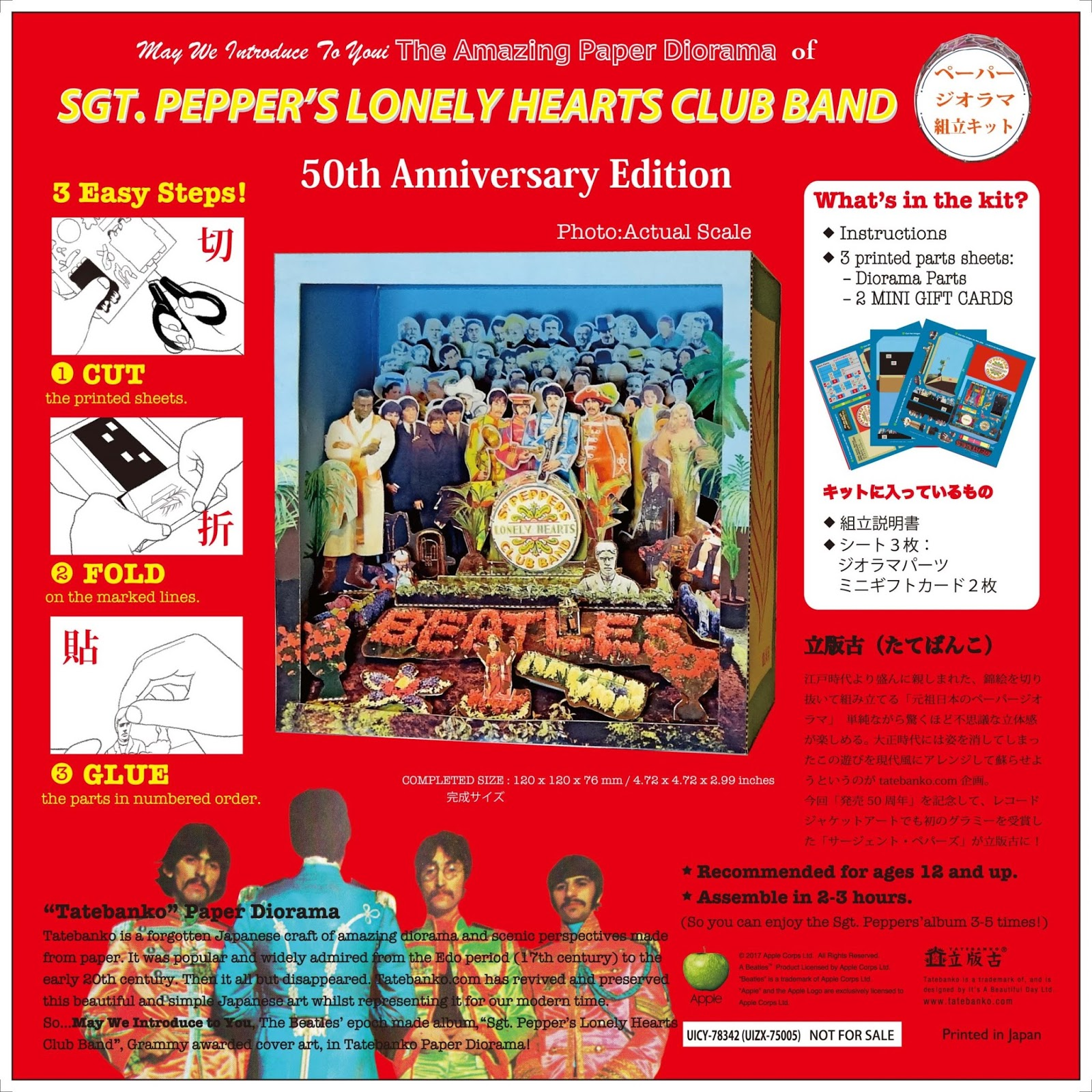 Sgt Pepper Beatles Blog
