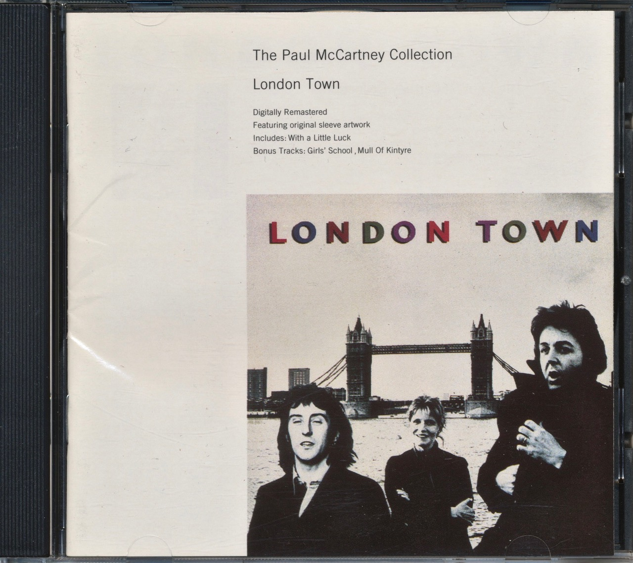 The Paul McCartney Collection – 1993 Reissue Series