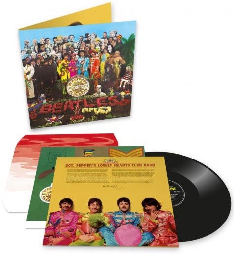 Beatles Sgt Pepper Picture Disc And More Beatles Blog