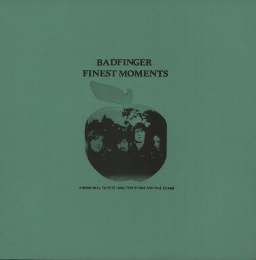 Badfinger Finest Moments Rare LP