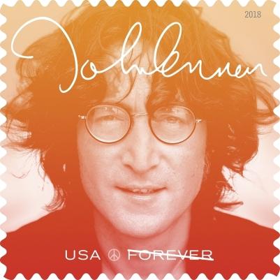 John Lennon - 2018 US Postal Service Stamp