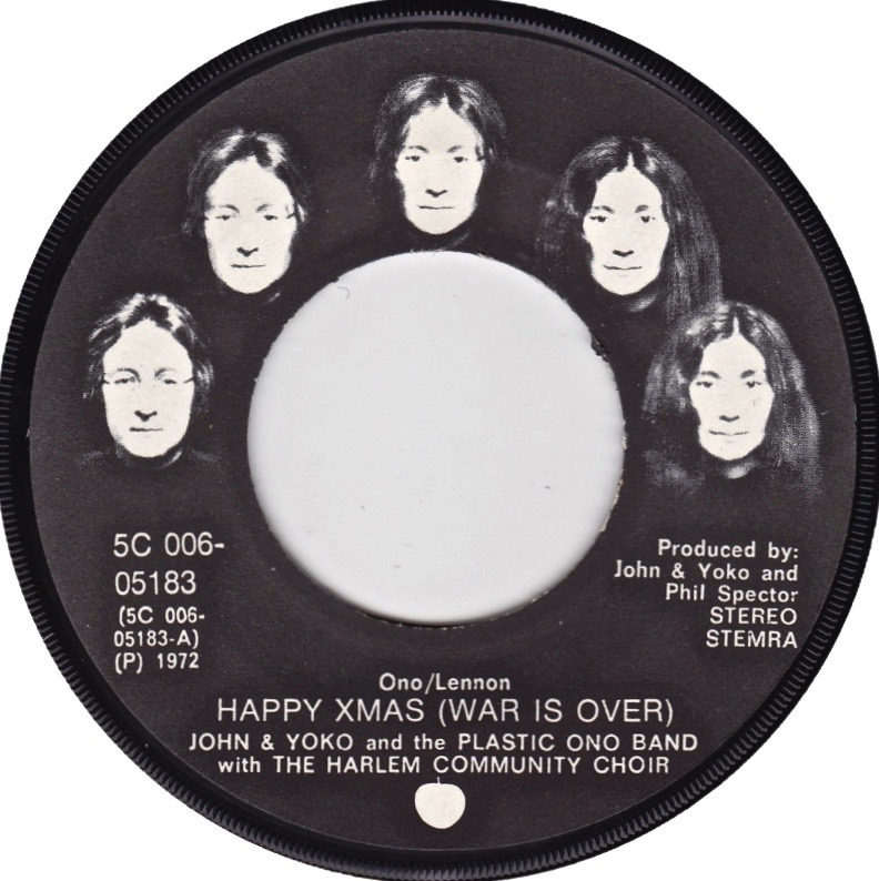 Happy Xmas (War is Over) | Beatles Blog