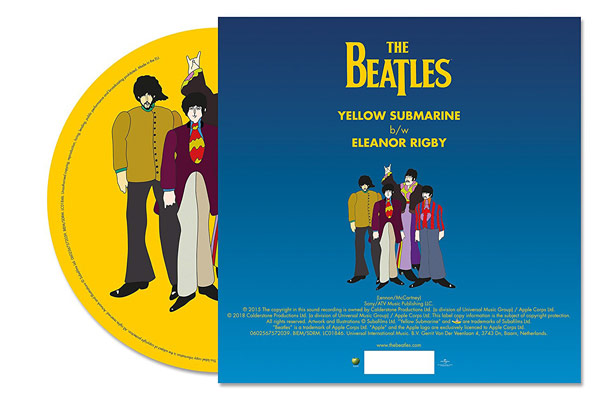 Yellow Submarine Beatles Blog