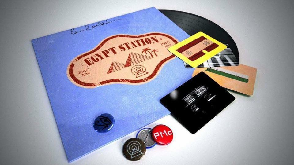 Bildresultat för paul mccartney egypt station super deluxe box set