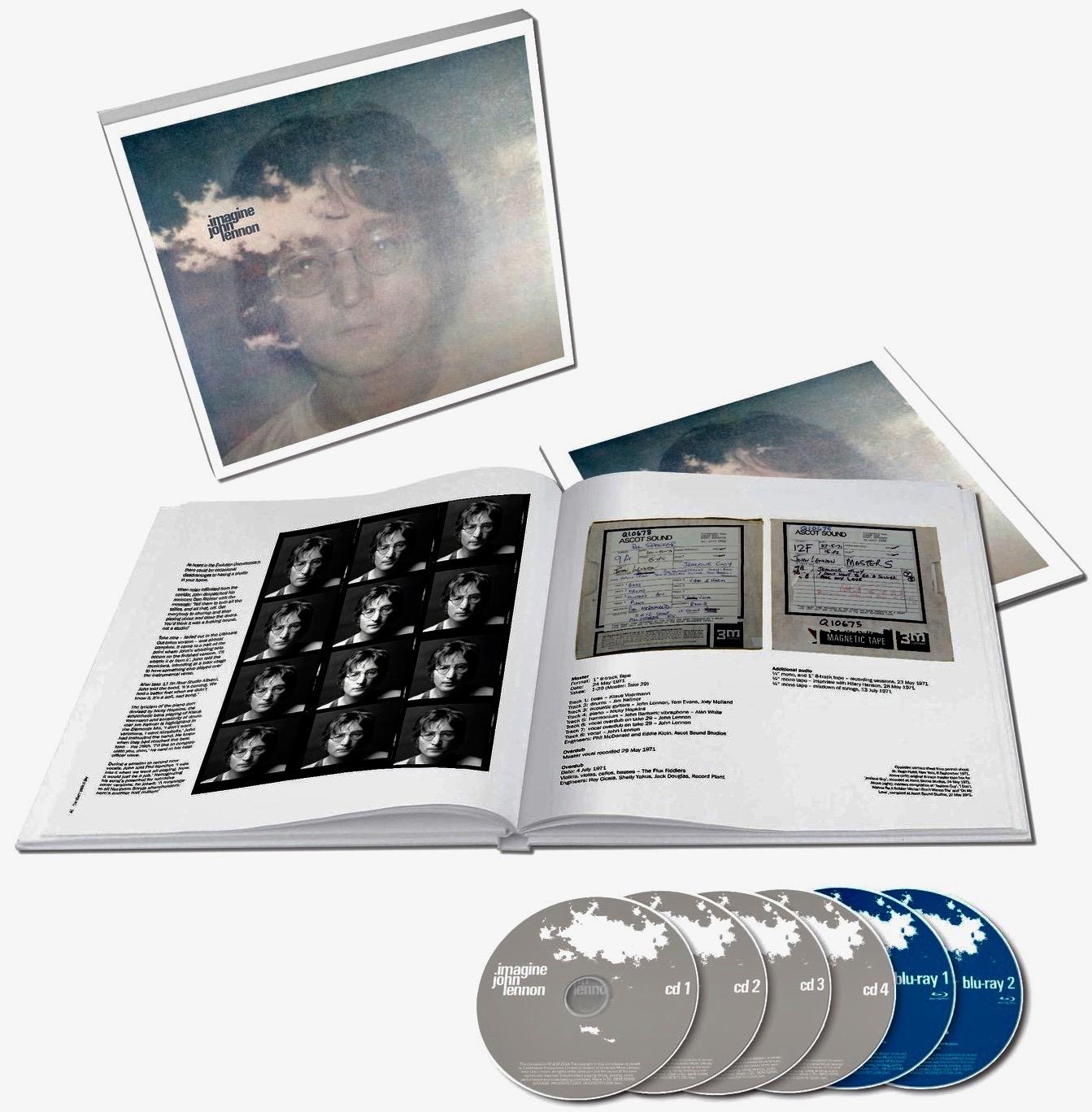 John Lennon's 'Imagine – The Ultimate Collection' | Beatles Blog