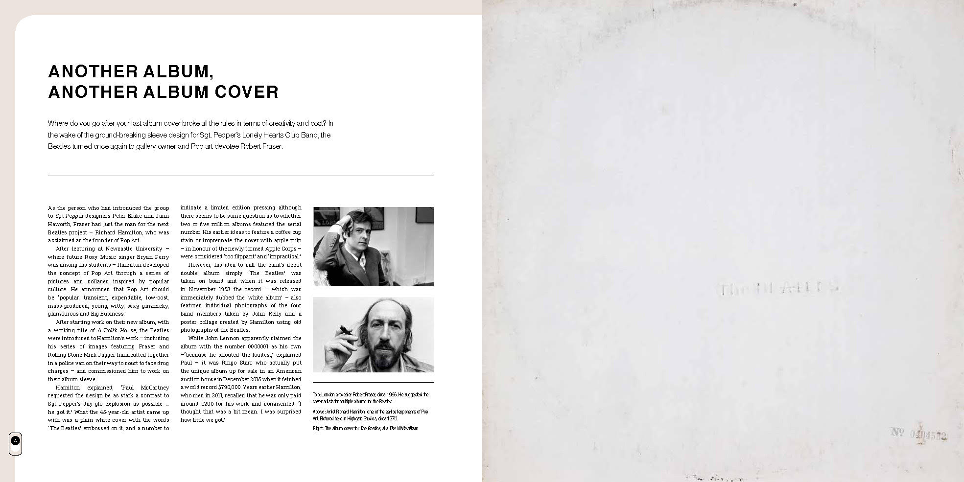 the beatles white album super deluxe edition review