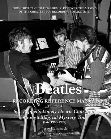 New Book: The Beatles Recording Reference Manu...