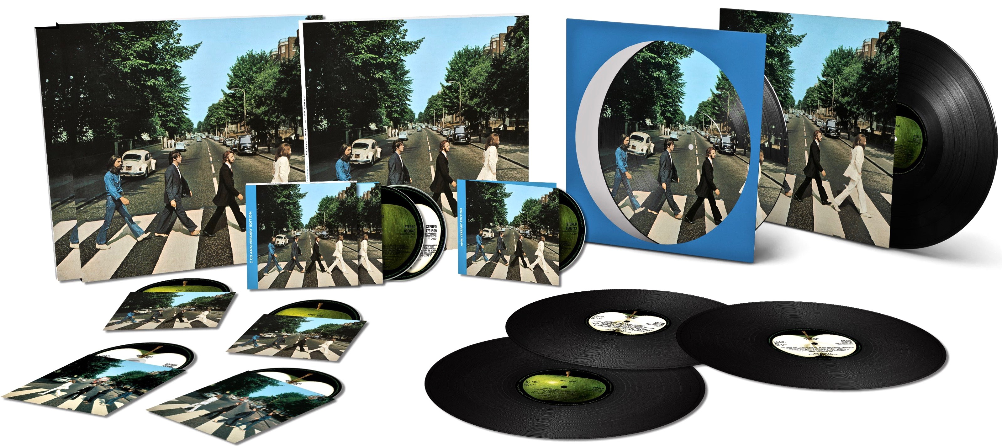 The Beatles Revisit Abbey Road Beatles Blog