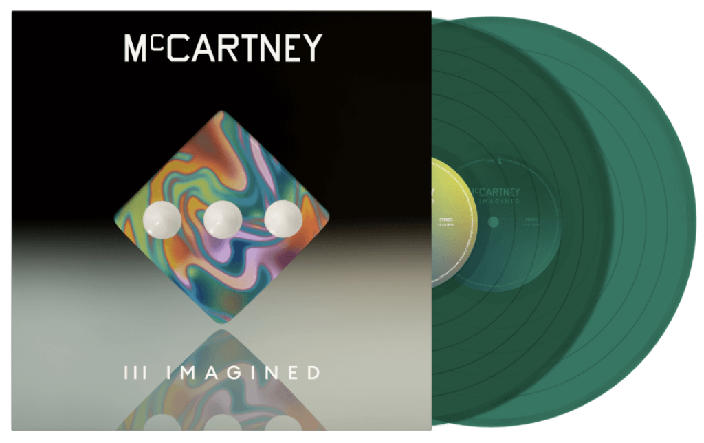 McCartney iii Imagined 2